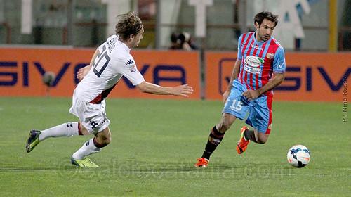 Cagliari-Catania: presentazione della gara$