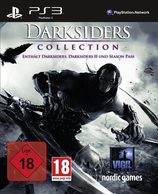 Darsiders Collection Packshot