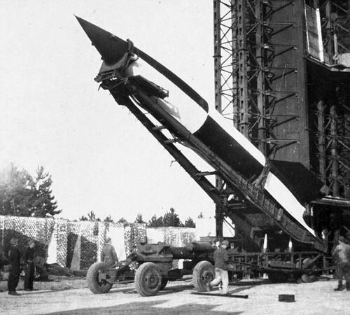 V-2 Vergeltungswaffe 2