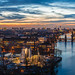 Berlin Skyline Twintowers by 030mm-photography