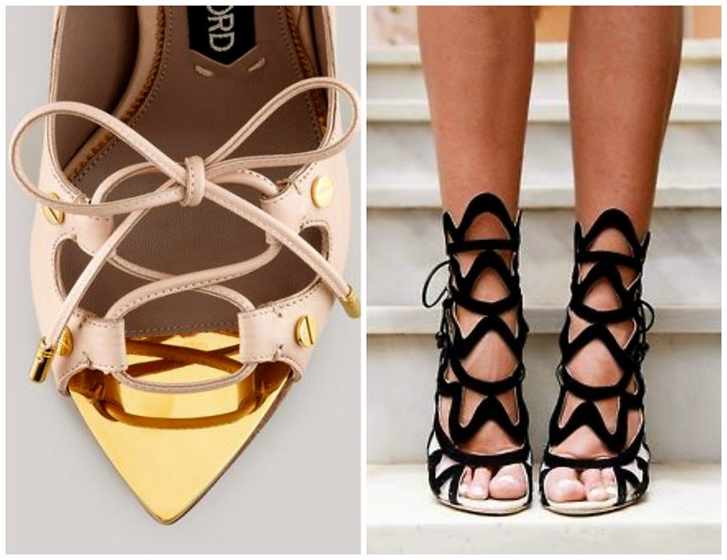 strappy+heel+sandals