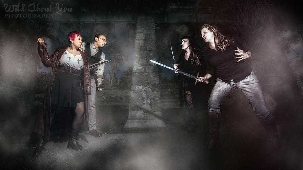 Erin Sara & Lucian-vamp slayer2