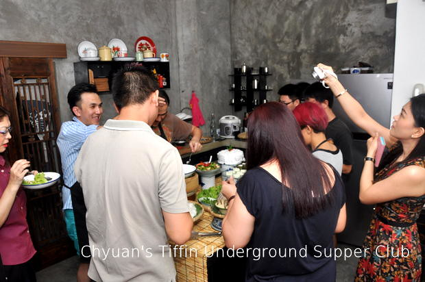 Chyuan's Tiffin Underground Supper Club 3
