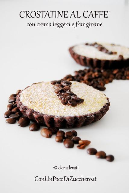Crostatine al caffè