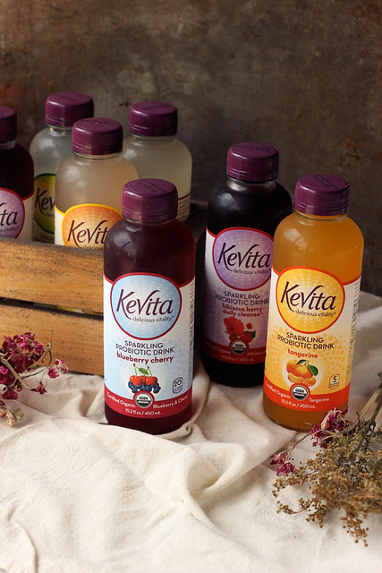 Meet Our Sponsor: KeVita Sparkling Probiotic Drinks