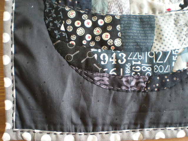 Patchwork Deathstar Detail 1