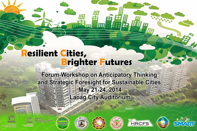 Resilient Cities, Brighter Futures