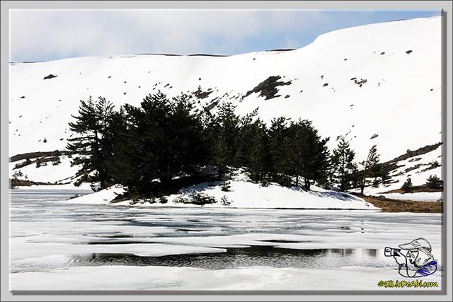 Lagunas de Neila (Burgos) heladas (12)