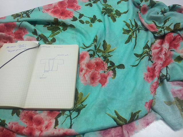 Realizzazione di un progetto: kimono