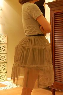 Robe de Style Hoop 13