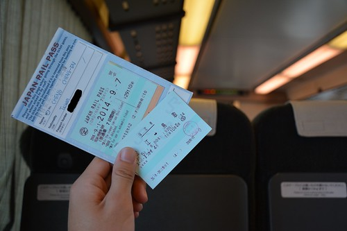 JR Pass+特急指定券