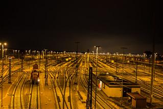 Rangierbahnhof Maschen