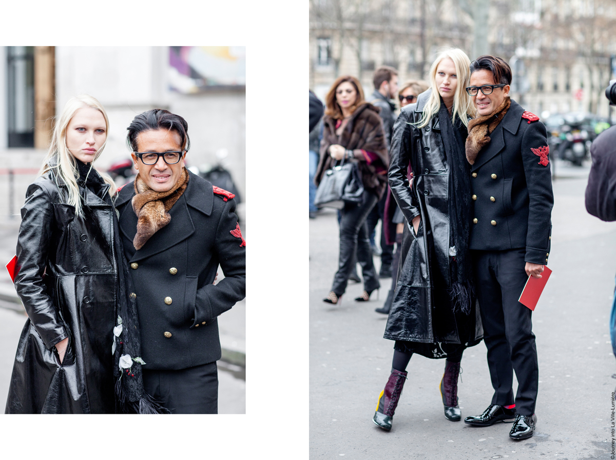 Zuhair Murad Haute Couture, Street style
