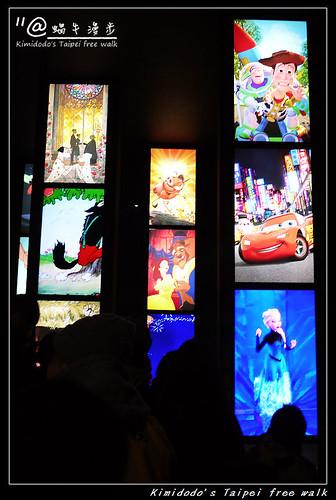 迪士尼90周年特展 (5)