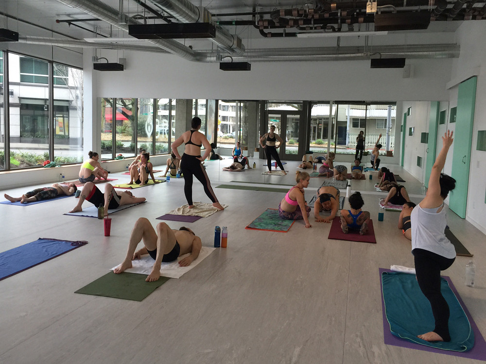 Breathe Hot Yoga