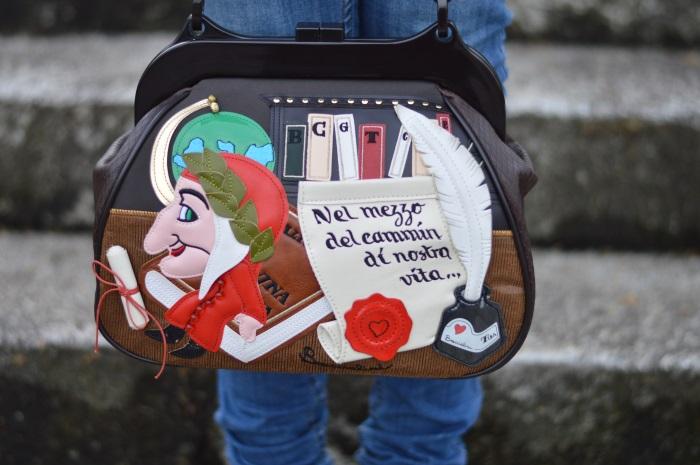 l'heartelier, elisa avantey, bijoux, Zara, jeans, pepe jeans, H&M, wildflower girl, Braccialini, Dante Alighieri, borse, (3)