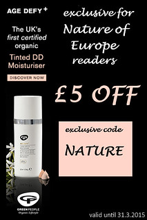 Green People Age Defy Tinted Moisturiser Discount