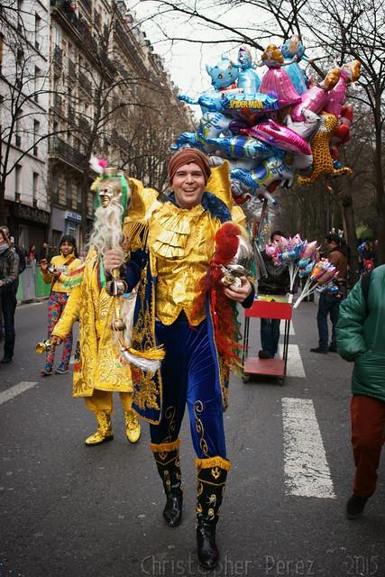 Carnaval de Paris ~ 2015