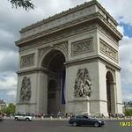 Paris July 2008