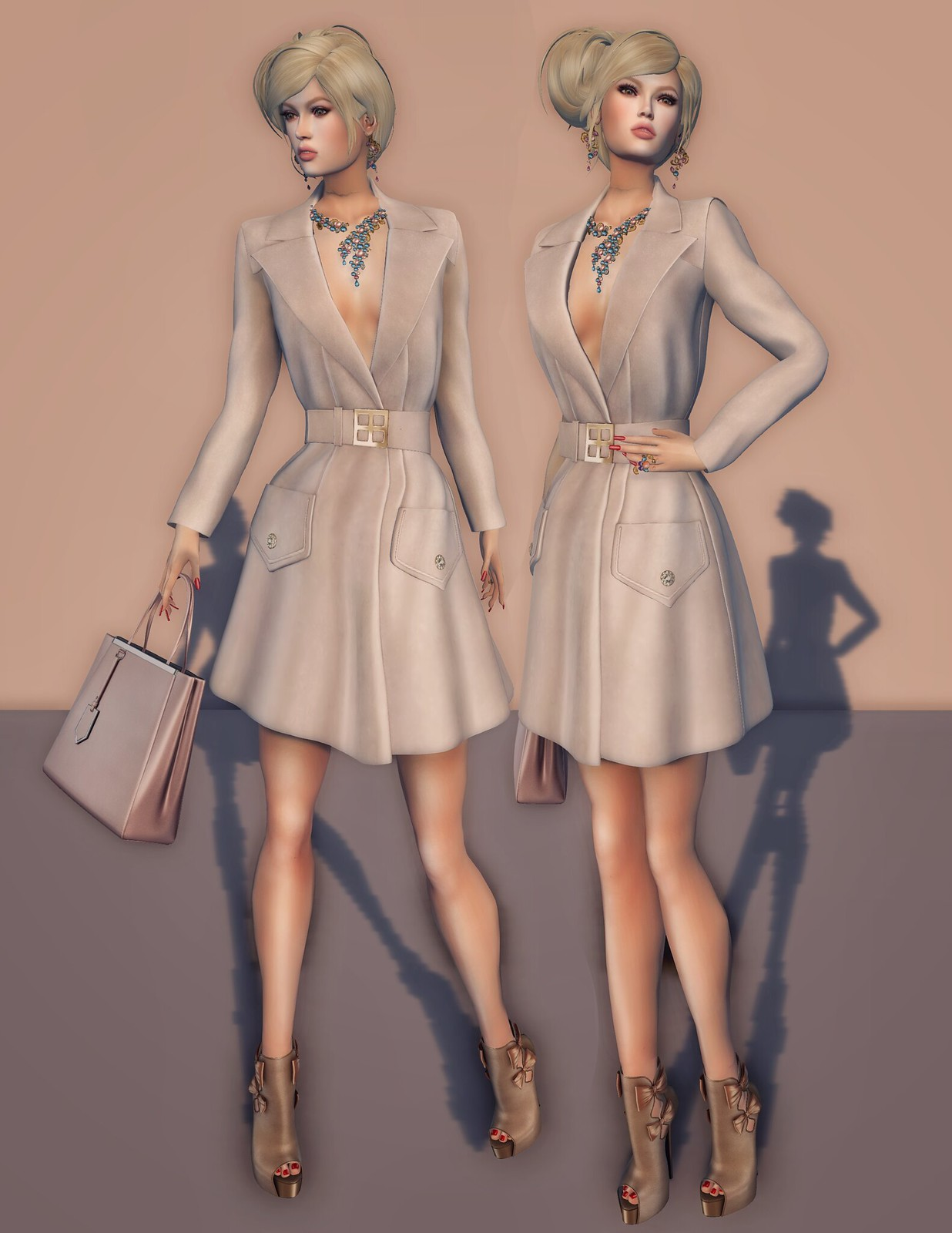 GIA Style Card// Spring Fashion