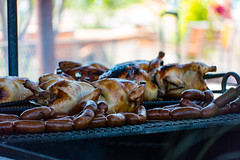 Chicken and Sausage Barbecue at Smoke
