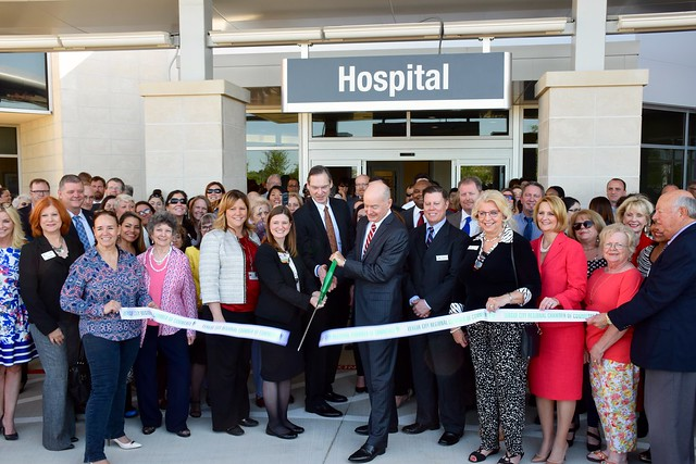 League City Campus Hospital Ribbon-Cutting Ceremony