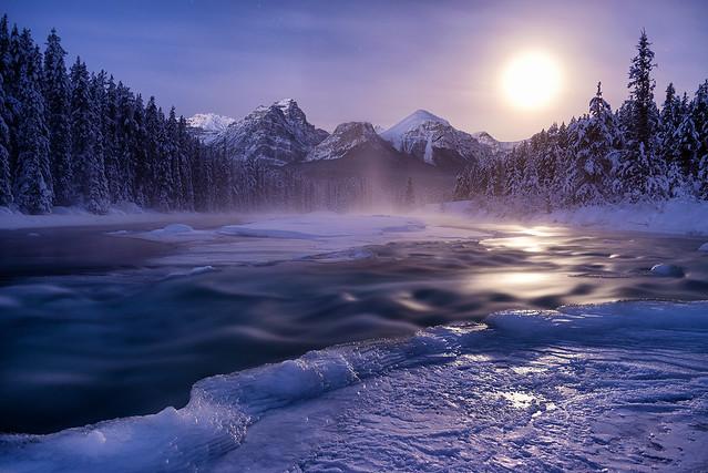 An Ode to Adamus   Canadian Rockies