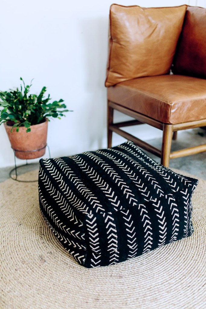 DIY Floor Cushion A Pair A Spare