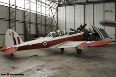 G-BXGX WK586 V - C1 0609 - Private - De Havilland Canada DHC-1 Chipmunk 22 - Duxford 070909 - Steven Gray - IMG_6334