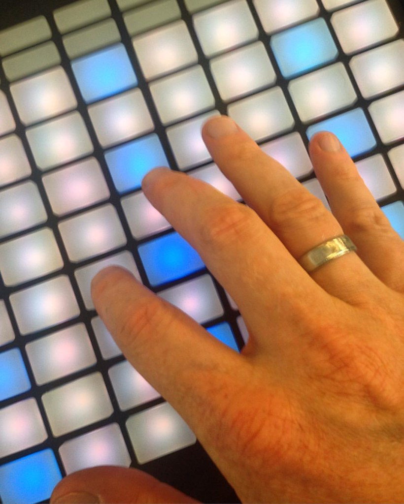 Just arrived - Push from @ableton