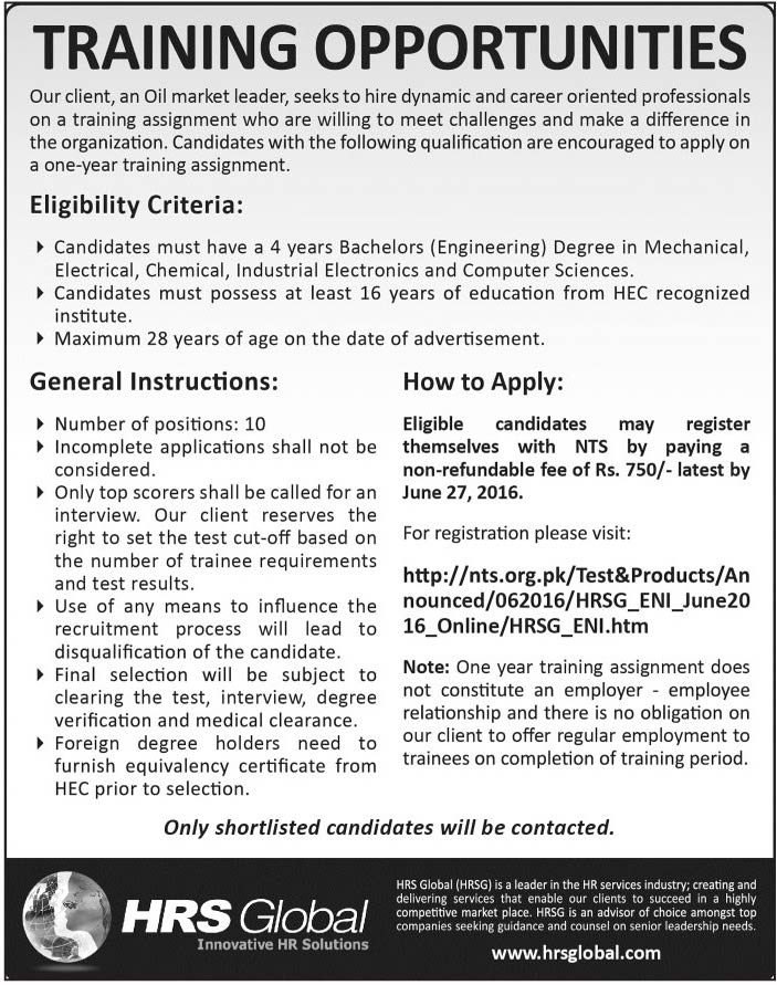 Oil Sector Career Opportunities