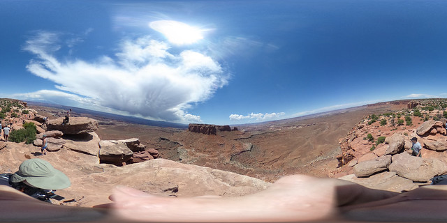 Grand View Point  (360)