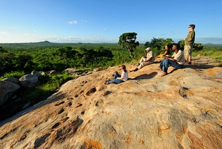 Endless Views At Jock Safari Lodge