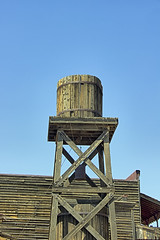 Far West Water Tower