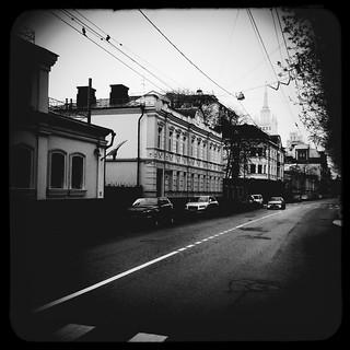 Malaya Nikitskaya street