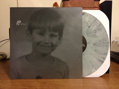 Record Store Day Haul #12 - Giant Henry - Big Baby LP - Grey Vinyl by Tim PopKid
