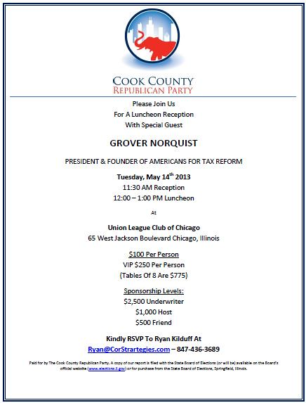Grover Reception Invite - Turn On Photos to View