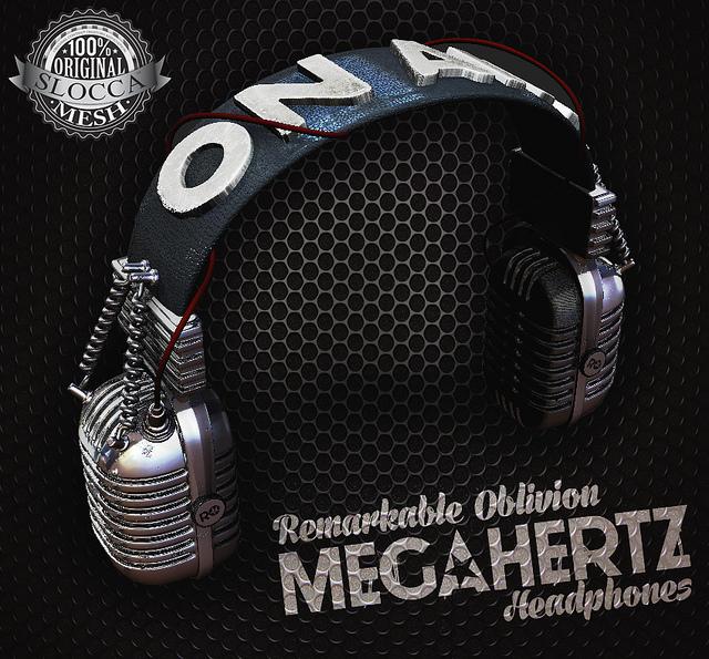 RO headphones