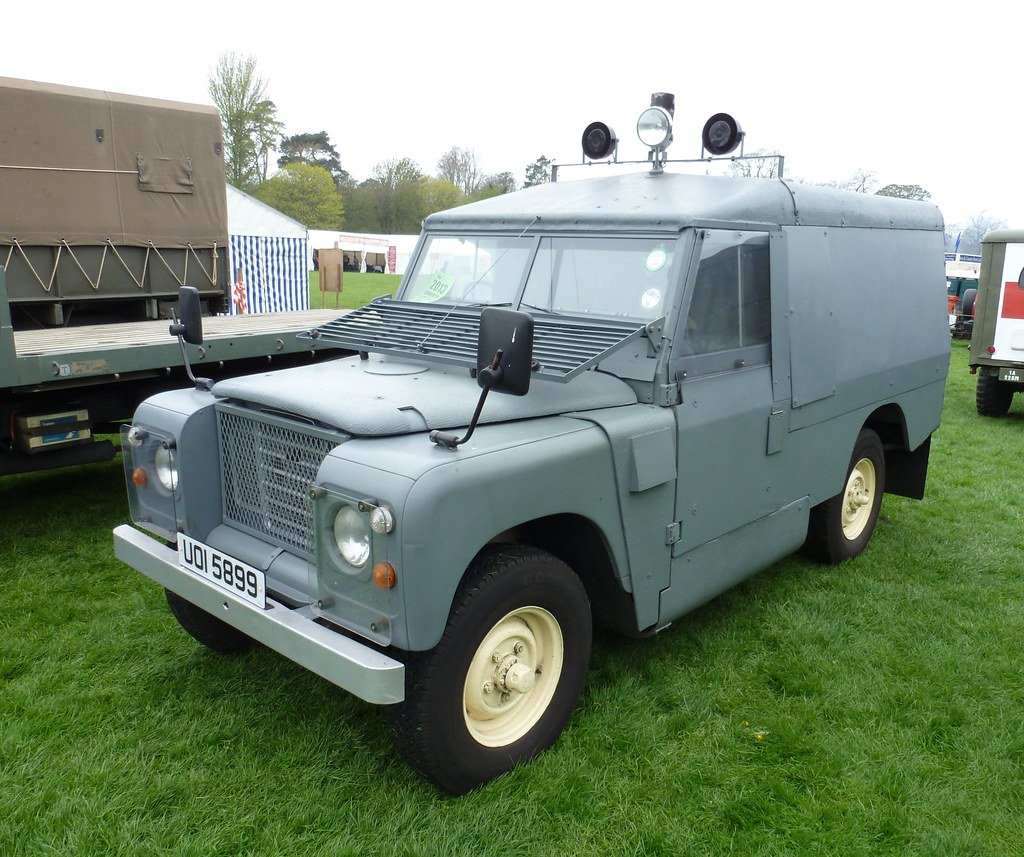 Land Rover RUC