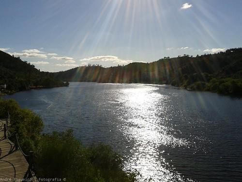 portugal water rio river agua belver
