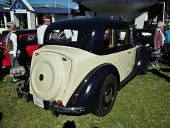 1949 Rover P3 75 sedan