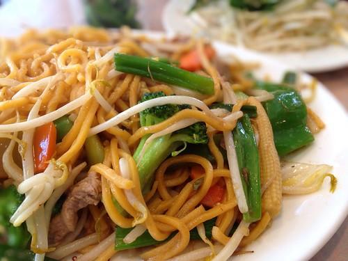 Vietnamese Chow Mein