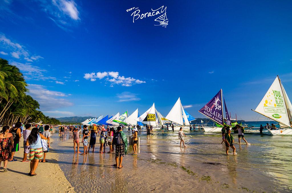 遲來的 - 長灘島(Boracay)77P