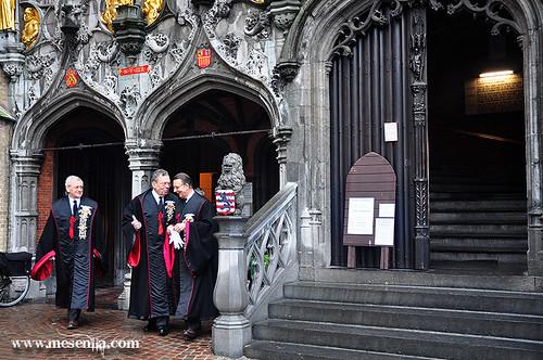 Basílica amb reliquies de Crist a Brugges