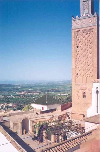 Mausoleo y Mezquita de Sidi Abu Madyan (Ubbad-Argelia)