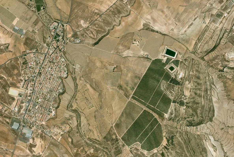 antes, urbanismo, foto aérea, desastre, urbanístico, planeamiento, urbano, construcción,Corvera, Murcia