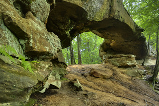 Princess Arch 3, Daniel Boone National Forest, Wolfe Co, KY