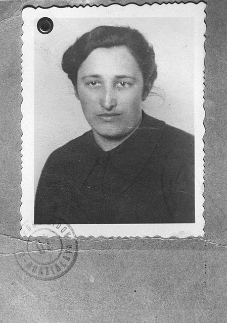 Album of Slovakian Jews' Identity Cards - 1941