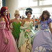Disney Princesses at Comic Con 2013 SDCC