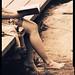 Nimiedades cos pés na auga by Luscofusco_Gz